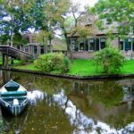 "Giethoorn, the Netherlands, ""Small Venice of the North"""