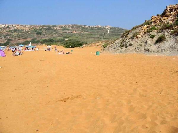 RAMLA BAY ORANGE SAND