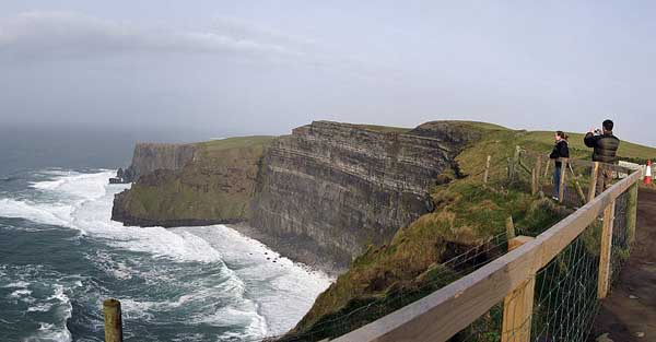 cliffs of moher z