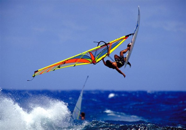 windsurfing (Medium)