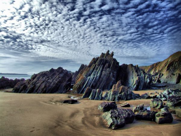 Marloes Sands, Wales