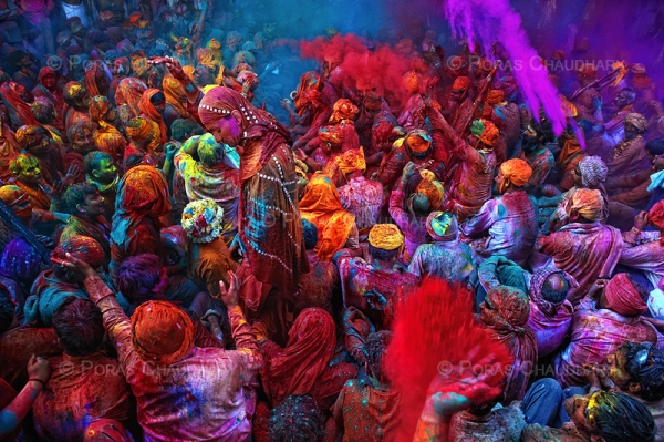 festival of colors india
