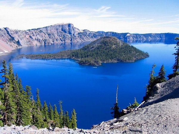 National Park- Crater Lake