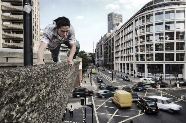 The Parkour - Super Stunt Photography (2)