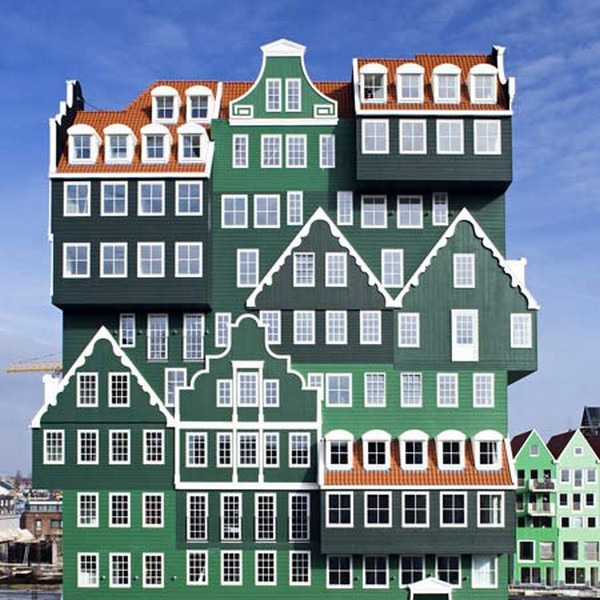 Zaandam Hotel Tourism on the Edge 09