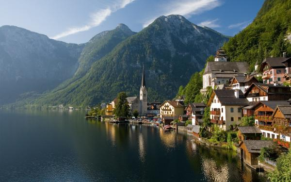 Hallstatt-Austria